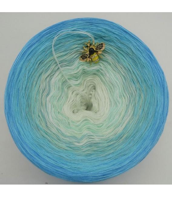 Sonderbobbel Nr. 12 - Farbverlaufsgarn 4-fädig - Bild 2