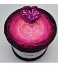 Heart Breaker - 4 ply gradient yarn