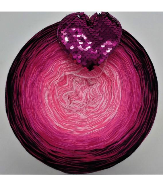 Heart Breaker - Farbverlaufsgarn 4-fädig - Bild 2