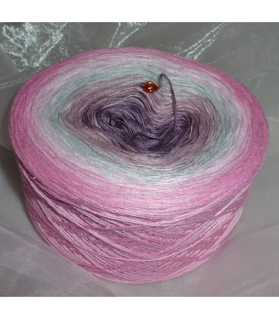 Stern des Südens (Star of the South) - 2 ply gradient yarn - image 1