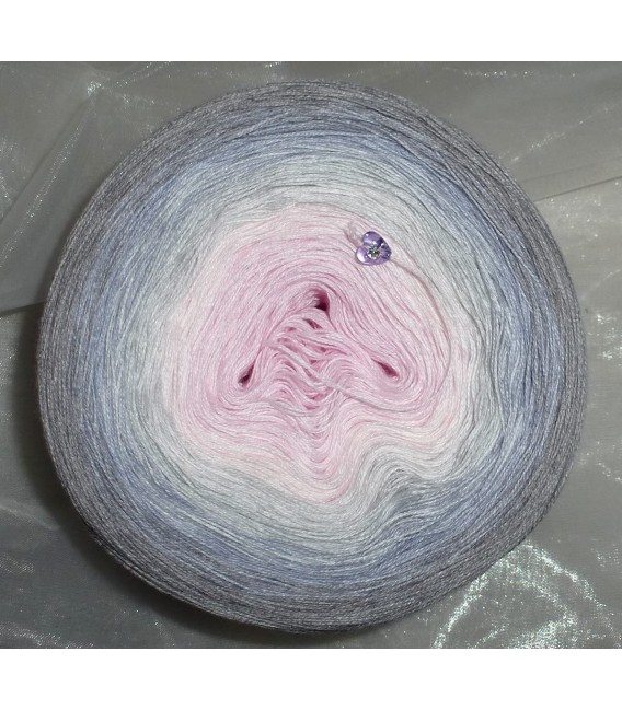 Erster Kuss (First kiss) - 2 ply gradient yarn - image 2