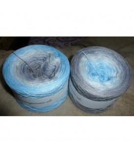 Eisvogel (kingfisher) - 2 ply gradient yarn - image 1