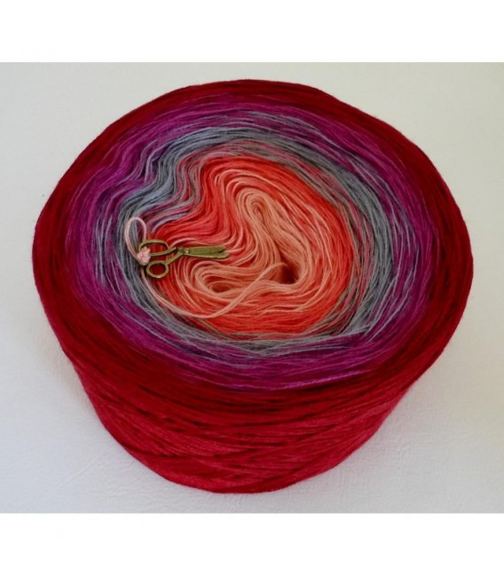 Vom Winde verweht - Farbverlaufsgarn 2-fädig - Bild 1