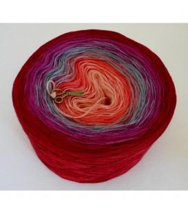 Vom Winde verweht (Gone with the wind) - 2 ply gradient yarn - image 1