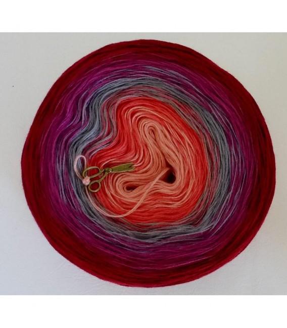 Vom Winde verweht - Farbverlaufsgarn 2-fädig - Bild 2