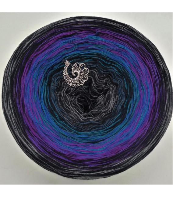 Power of Universe - 4 ply gradient yarn - image 2