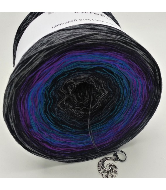 Power of Universe - 4 ply gradient yarn - image 4