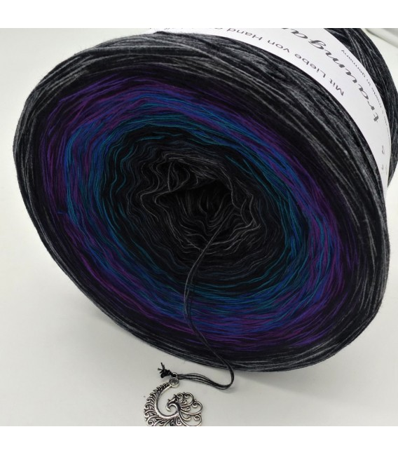 Power of Universe - 4 ply gradient yarn - image 5