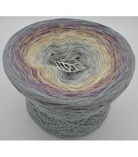 Silver Touch - 4 ply gradient yarn
