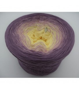 Sehnsuchtsvolle Gedanken (Yearning thoughts) - 4 ply gradient yarn - image 1