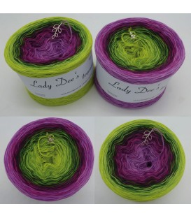Frühlingstraum (Spring dream) - 4 ply gradient yarn - image 1