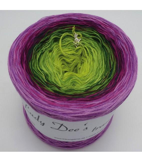 Frühlingstraum (Spring dream) - 4 ply gradient yarn - image 2