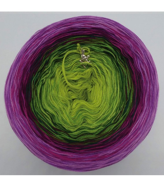 Frühlingstraum (Spring dream) - 4 ply gradient yarn - image 3
