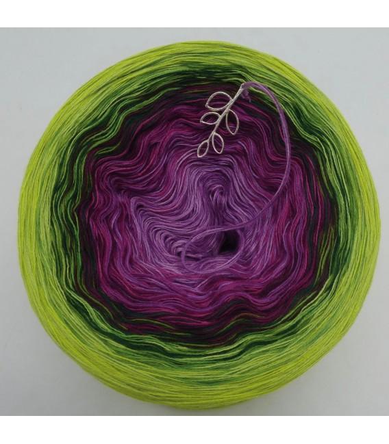 Frühlingstraum (Rêve de printemps) - 4 fils de gradient filamenteux - Photo 5