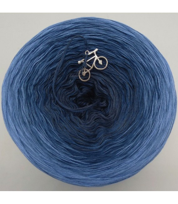 All I need is Jeans - 4 ply gradient yarn - image 3