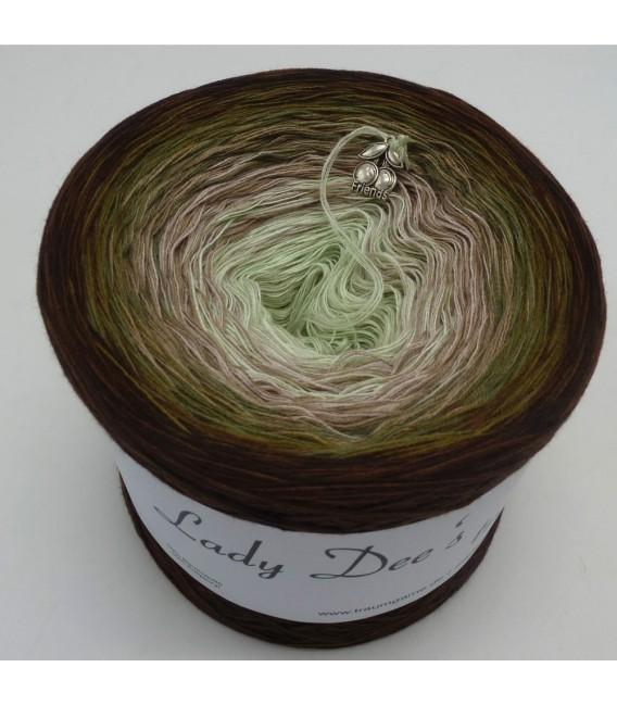 Abendglut (Soirée braise) - 4 fils de gradient filamenteux - Photo 4