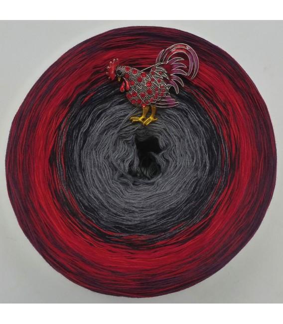 Sonderbobbel Nr. 13 (Special Bobbel No. 13) - 4 ply gradient yarn - image 2
