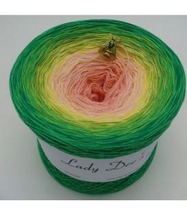 Sonderbobbel Nr. 14 (Special Bobbel No. 14) - 4 ply gradient yarn - image 1
