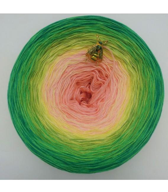 Sonderbobbel Nr. 14 - Farbverlaufsgarn 4-fädig - Bild 2