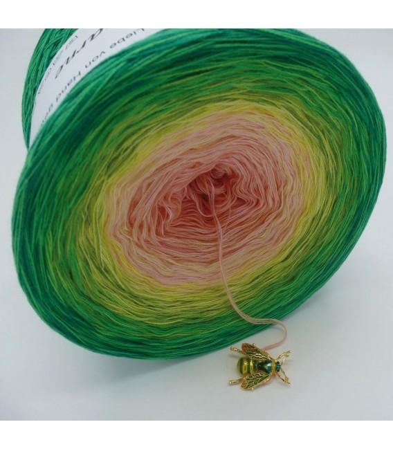 Sonderbobbel Nr. 14 - Farbverlaufsgarn 4-fädig - Bild 3