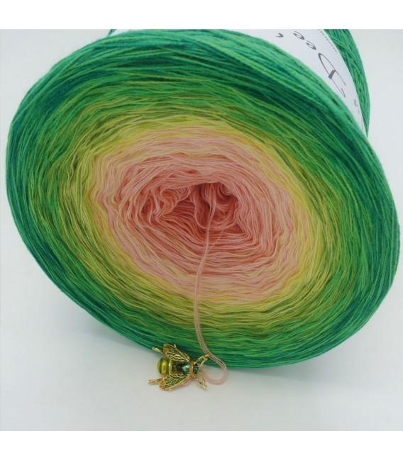 Sonderbobbel Nr. 14 (Special Bobbel No. 14) - 4 ply gradient yarn - image 4