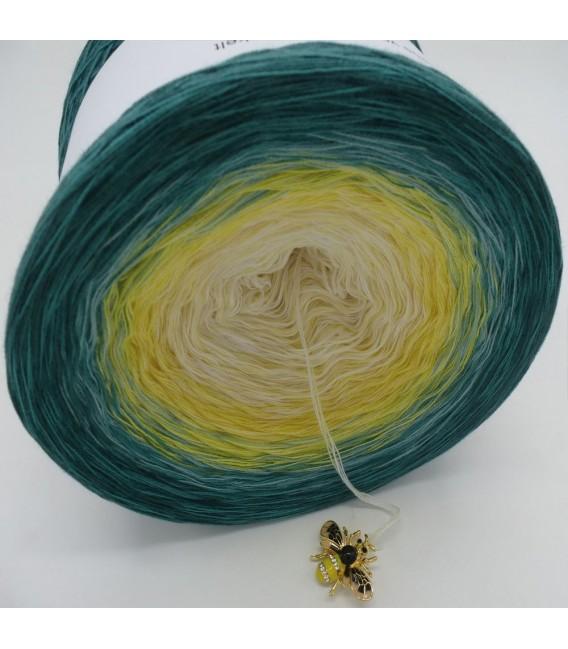 Blütenkelch - Farbverlaufsgarn 4-fädig - Bild 3