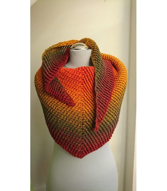 Herbstliche Impressionen (Autumnal impressions) - 4 ply gradient yarn - image 10