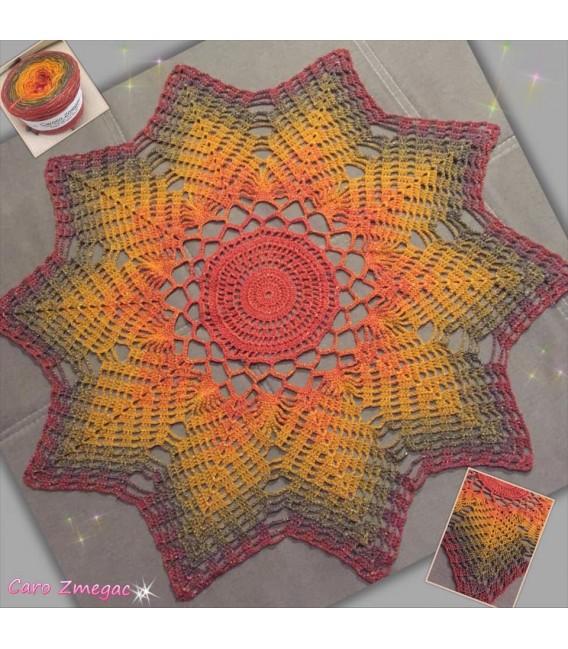Herbstliche Impressionen (Autumnal impressions) - 4 ply gradient yarn - image 11