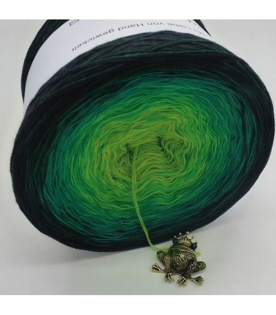 Sonderbobbel Nr. 15 (Special Bobbel No. 15) - 4 ply gradient yarn - image 3