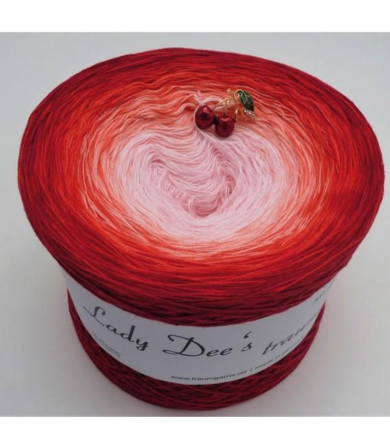 Sonderbobbel Nr. 16 (Special Bobbel No. 16) - 4 ply gradient yarn - image 1