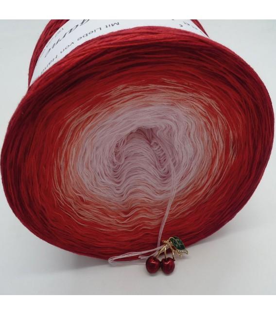 Sonderbobbel Nr. 16 (Special Bobbel No. 16) - 4 ply gradient yarn - image 3