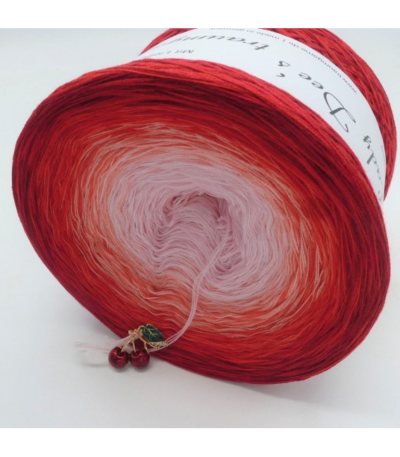 Sonderbobbel Nr. 16 (Special Bobbel No. 16) - 4 ply gradient yarn - image 4