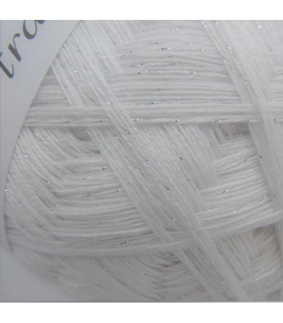 Lady Dee's Schneeflocke (snowflake) with glitter ZauberEi - image 2