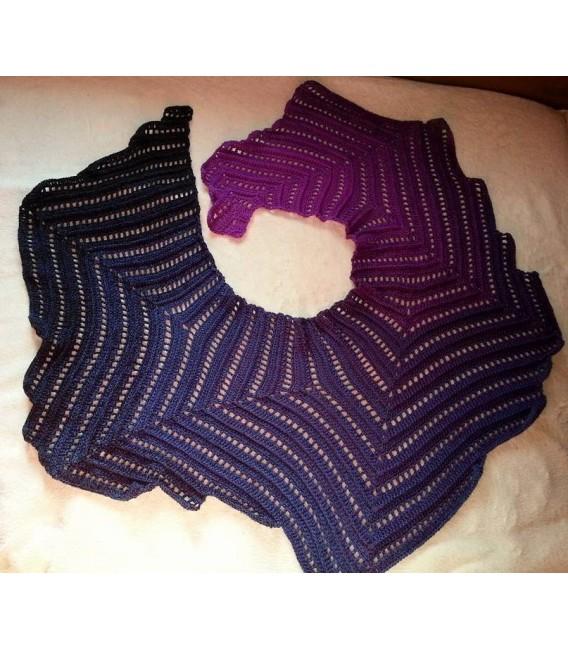 gradient yarn 4ply Amazing - Bishop outside 5
