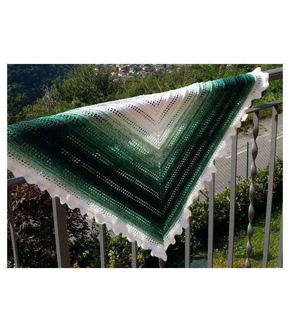 Peppermint - 4 ply gradient yarn - image 11