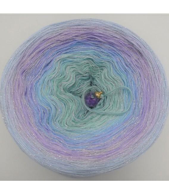 Funkelnde Sterne - Farbverlaufsgarn 4-fädig - Bild 3
