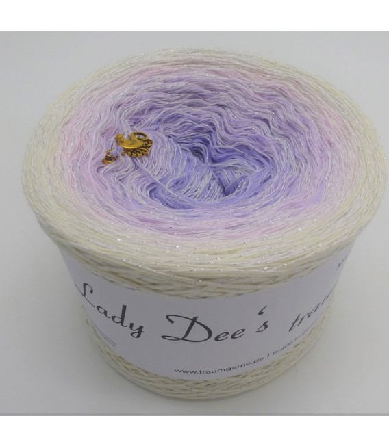 Tränen der Feen (Tears of the fairies) - 3 ply gradient yarn - image 2