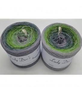 Schimmernde Hoffnung - 4 ply gradient yarn