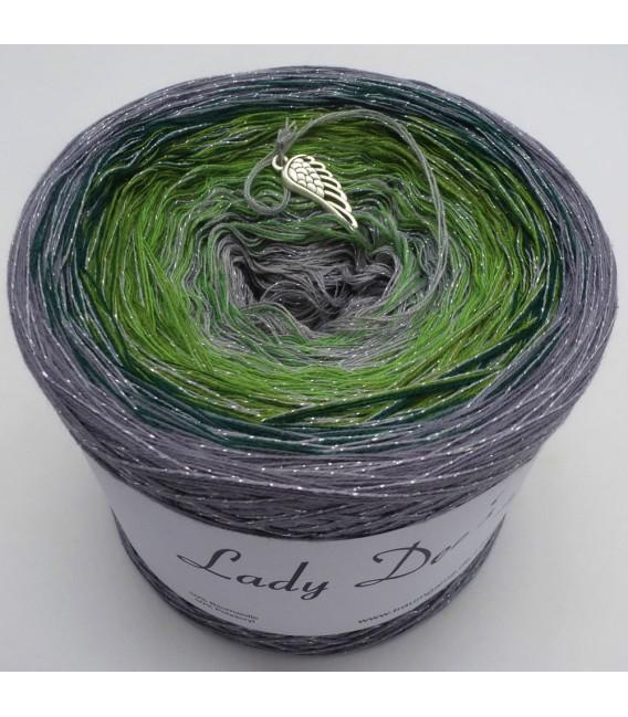 Schimmernde Hoffnung (Shimmering hope) - 4 ply gradient yarn - image 4