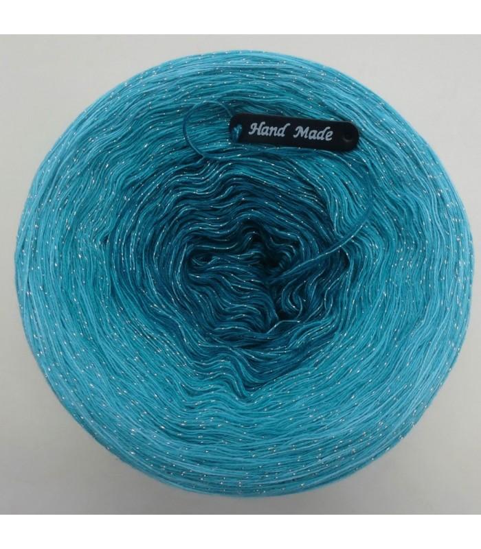 Kristalle im Ozean - 4 ply gradient yarn - Lady Dee´s