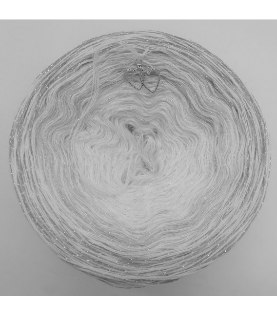 Kristallregen (crystal rain) - 4 ply gradient yarn - image 2