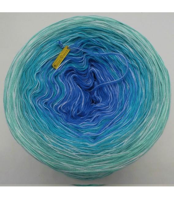 Juni (June) Bobbel 2019 - 4 ply gradient yarn - image 5