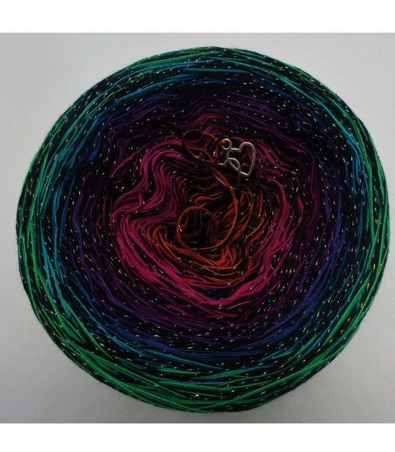 Farbrakete (color rocket) - 4 ply gradient yarn - image 3