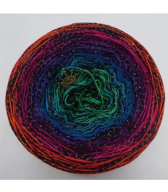 Farbrakete (color rocket) - 4 ply gradient yarn - image 5