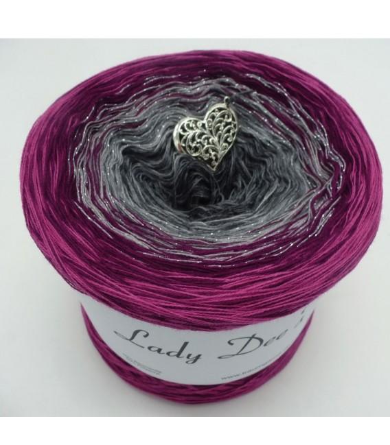 Juli (July) Bobbel 2019 - 4 ply gradient yarn - image 4