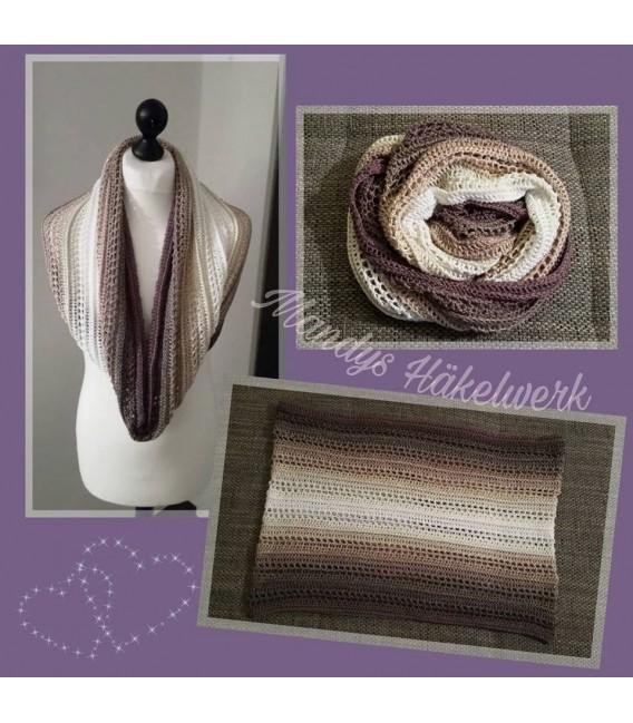 Atemlos (Breathless) - 4 ply gradient yarn - image 11