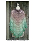 Dream Catcher - crochet pattern - shawl