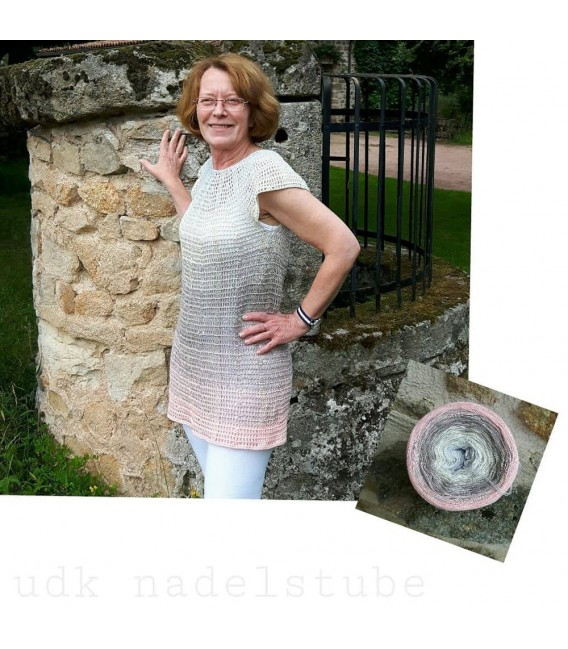 Crochet Pattern tunic LuftiKuss by Ursula Deppe-Krieger - image 1