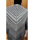 Made for You - crochet pattern - shawl
