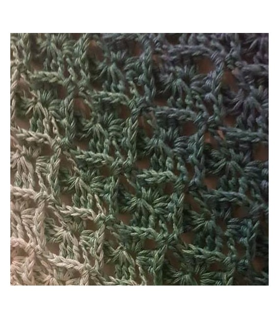 "Crochet Pattern Moebius scarf ""Come Back"" by Tanja Schuster - image 4"